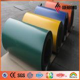Il colore verde ha ricoperto la bobina di alluminio (AE-35B)