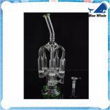 Narghilé di vetro più caldo Bw-94 del tubo di fumo di alta qualità