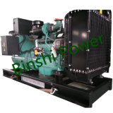 комплект генератора 100kw /125kVA Cummins тепловозный