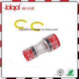 Accoppiatore diritto del riduttore per il micro condotto dell'HDPE (BRE14-7/3.5)