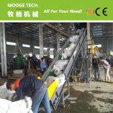 Le film chaud de HDPE de LDPE de vente réutilisent la machine