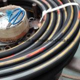 Gewundener hydraulischer Schlauchleitung-flexibler Öl-Schlauch 902-4s-25
