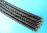 Fibra de vidro da borracha de silicone da certificação 7kv do UL que Sleeving para fios elétricos
