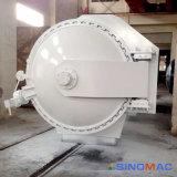 2500X6000mmのセリウムによって証明される電気暖房カーボンファイバーのオートクレーブ(SN-CGF2560)