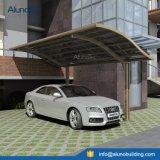 Het Aluminium Carport van het Dak van het Polycarbonaat van de Weerstand van de sneeuw