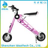 Customizd Aluminiumlegierung-Bewegungsfaltbarer elektrischer Roller
