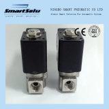 2 клапан соленоида давления 12VDC воды дороги Ss304 высокий