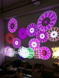 10W LED che proietta l'indicatore luminoso di marchio del Gobo