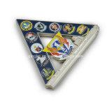 Prainted feito sob encomenda ou medalhas macias da competição do esmalte