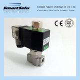 2 elettrovalvola a solenoide ad alta pressione dell'acqua di modo Ss304 12VDC