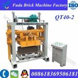 機械、コンクリートブロックの製造業機械を作る手動コンクリートの連結のブロック