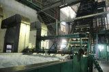 Polyester-Spinnfaser-halb Jungfrau der Kissen-Steppdecke-3D