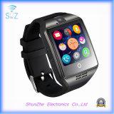 電話を用いる方法Bluetooth多機能のQ18 Andriodのスポーツのスマートな腕時計