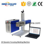 scanner dynamique de Galvo de laser de l'orientation 3D pour la machine d'inscription de laser