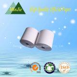 papel termal Rolls de la alta calidad de 80*45 /80 *80mm para la caja registradora