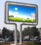 屋外SMD3535 P6、P5のスクリーンLEDのビデオ壁を広告する高い明るさ