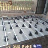 Regelbare Voetstuk van de Installatie van de Leverancier van Guangdong het Gemakkelijke voor het Opgeheven Systeem van de Vloer