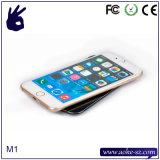 Portable 2016 pour le chargeur sans fil de téléphone mobile de Samsung