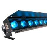 실내 18X3w 3in1 화소 LED 벽 세탁기 빛