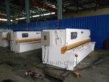 Máquina de corte da máquina do balanço do balanço Shear/CNC da série QC12y Hycraulic