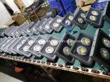 La lumière d'inondation chaude de la bonne qualité DEL d'intense luminosité de ventes AC85-265V imperméabilisent IP65