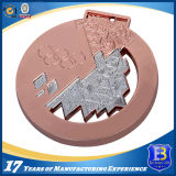 Медаль сплава цинка Die-Casting для промотирования (Ele-medal-103)