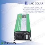 태양계를 위한 24V/48V 3000W 낮은 힘 주파수 변환장치
