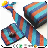Cuffs Coréia Tie Box Men Gift Clip Ties Set