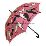 Abris à parapluies à parapluies en aluminium
