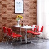 Американский стул обедая таблицы типа 50s для оптовой продажи трактира (SP-CT833)