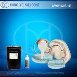 Silicone liquido del grado medico RTV-2 per dentale