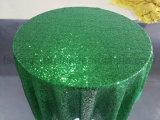 Panno brillante della Tabella di colore viola utilizzato nel partito cinque stelle dell'hotel (CGCT1712)