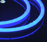 W/Ww/R/G/B/Y/P 2835 5050를 가진 다채로운 방수 LED 네온 코드 빛