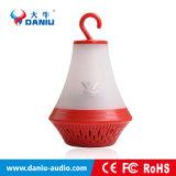 Altofalante de venda quente de Bluetotoh com luz do diodo emissor de luz
