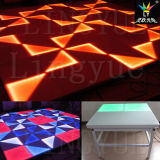 luz Dance Floor do estágio do diodo emissor de luz do disco de 432PCS DJ