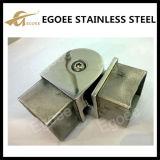 Corps à main en acier inoxydable 304/316 / 316L Coude à tube carré de 90 degrés