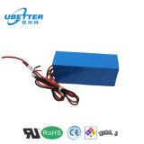 26650 paquete de la batería de 24V 3.5A LiFePO4 para la batería eléctrica de la puerta