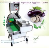 De Plantaardige Scherpe Machine van de hoge Capaciteit, de Snijmachine van de Aubergine met Goedgekeurd Ce (fc-306)