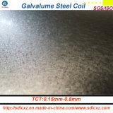 (0.14mm~1.0m m) Bobina de acero de acero Z150 G de la bobina PPGL/Aluzinc del Gl-Galvalume