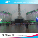 P6.67 Large Outdoor LED Display Screens für Concerts, LED Advertizing Board Custom