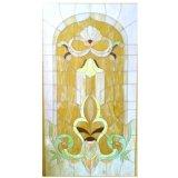 China Wholesale Painéis de vidro manchado Janelas de divisórias de sala
