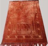 Толщиной ковер молитве высокого качества 80*120cm Raschel 1.2cm мусульманский