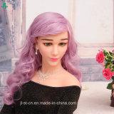 Jl 125 cm japanisches Minimädchen-Silikon-reale Liebes-Puppe für Mann