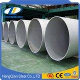 tubo inconsútil del acero inoxidable 201 304 316 310 con brillante destemplado para la industria