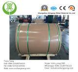 Madera de grano de aluminio de la bobina / hoja / Panel con PVDF Coating