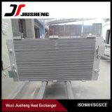 Intercambiador de calor del compresor de aletas de placa bien diseñado