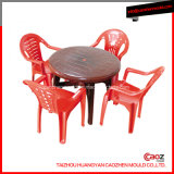 良質の円形のダイニングテーブル型