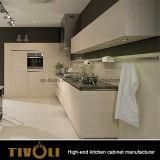 Keukenkast van het Meubilair van het Huis van het Project van de douane de Houten (AP122)