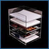 Acryl-Gegenoberseite-Broschüre-Bildschirmanzeigen, Anmerkungs-Buch-Bildschirmanzeige