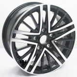 15 بوصة سوداء سيارة [ألومينيوم لّوي] عجلة لأنّ [فولكسوجن]